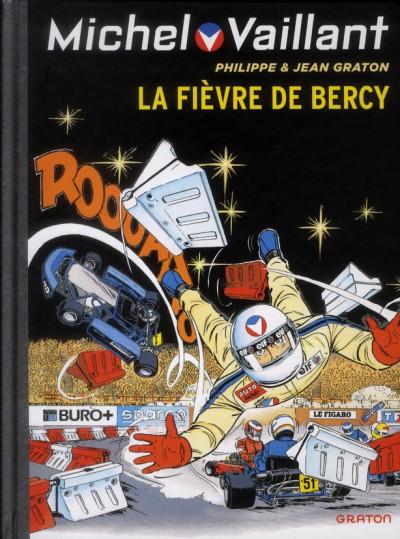 image de Michel Vaillant tome 61 - la fièvre de Bercy