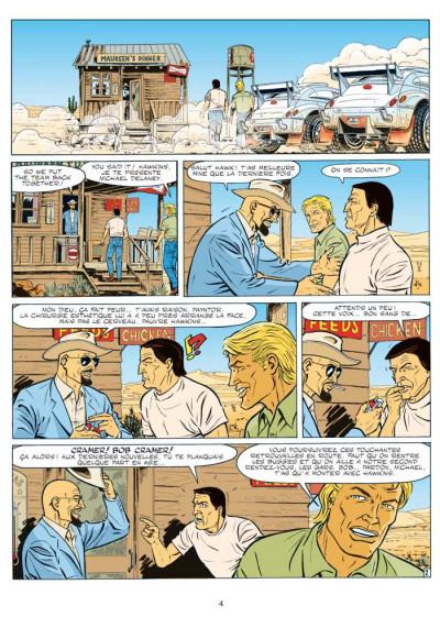Page 2 Michel Vaillant tome 63 - Cairo