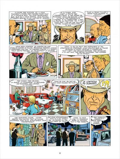 Page 6 Michel Vaillant tome 63 - Cairo