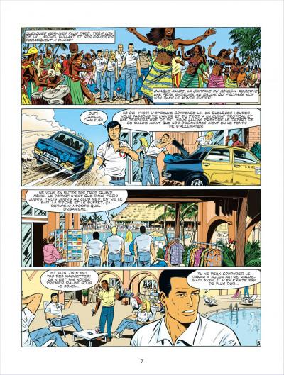 Page 7 Michel Vaillant tome 63 - Cairo