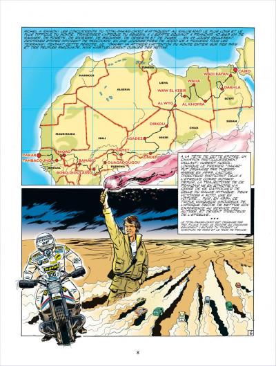 Page 8 Michel Vaillant tome 63 - Cairo