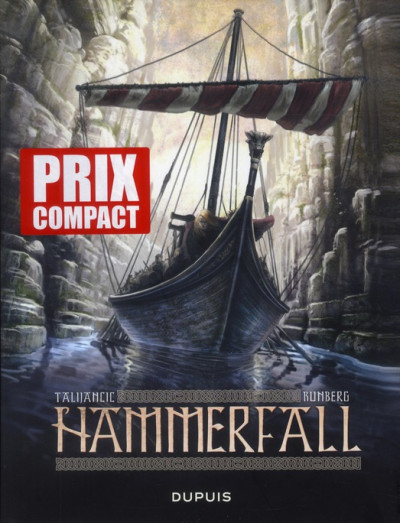 Couverture Hammerfall - INTEGRALE T.1 A T.4