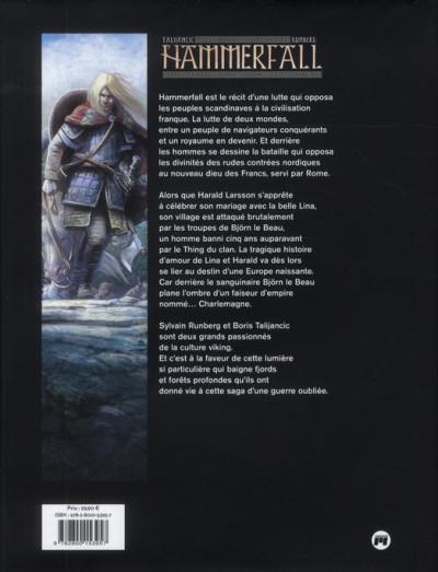 Dos Hammerfall - INTEGRALE T.1 A T.4