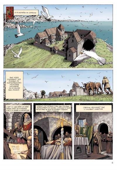 Page 1 Hammerfall - INTEGRALE T.1 A T.4