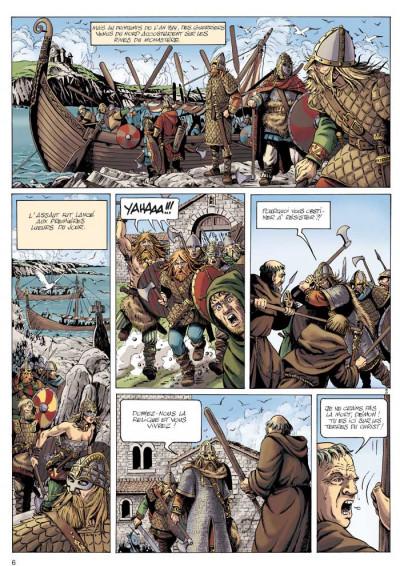 Page 2 Hammerfall - INTEGRALE T.1 A T.4
