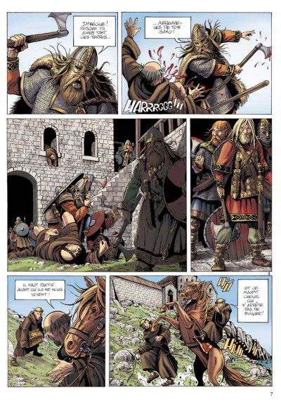 Page 3 Hammerfall - INTEGRALE T.1 A T.4