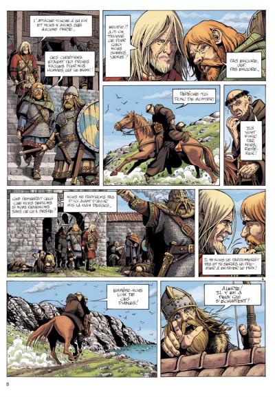 Page 4 Hammerfall - INTEGRALE T.1 A T.4
