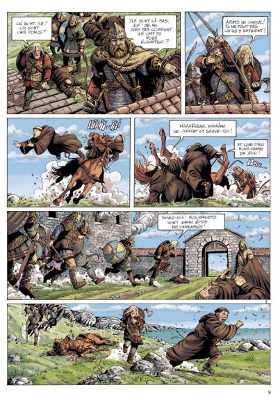 Page 5 Hammerfall - INTEGRALE T.1 A T.4