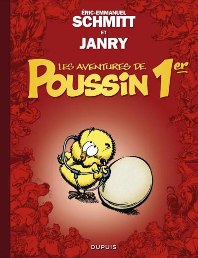 Couverture Les aventures de Poussin 1er tome 1