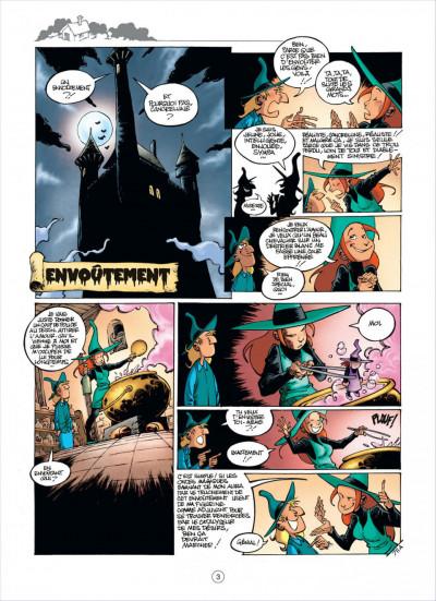 Page 2 mélusine tome 20 - Envoûtement