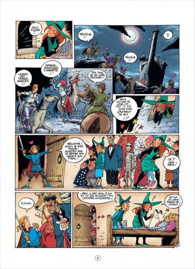 Page 5 mélusine tome 20 - Envoûtement
