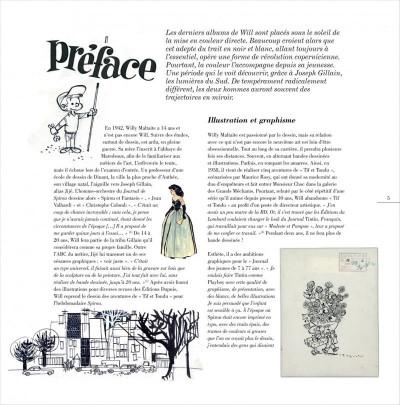 Page 5 artbook will ; le jardin de couleurs