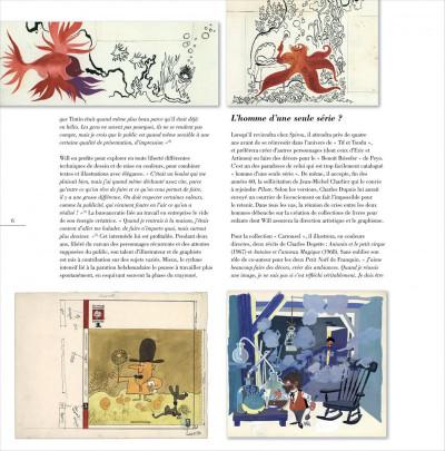 Page 6 artbook will ; le jardin de couleurs
