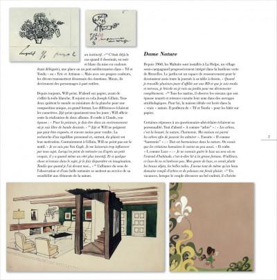 Page 7 artbook will ; le jardin de couleurs