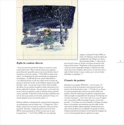 Page 9 artbook will ; le jardin de couleurs
