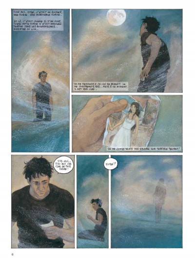 Page 2 clair obscur dans la vallée de la lune ; édition limitée