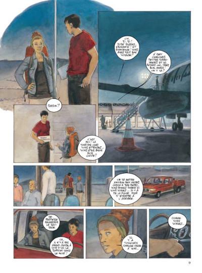 Page 5 clair obscur dans la vallée de la lune ; édition limitée