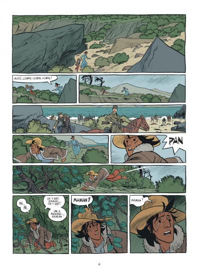 Page 6 Esteban tome 1 - le baleinier