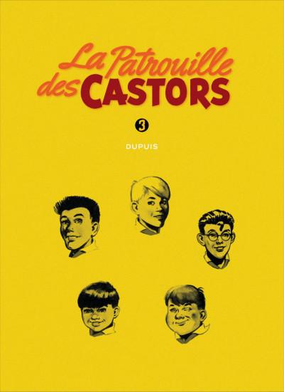 Page 2 la patrouille des castors ; INTEGRALE VOL.3 ; 1960-1963