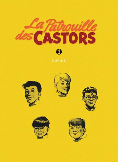 Page 3 la patrouille des castors ; INTEGRALE VOL.3 ; 1960-1963