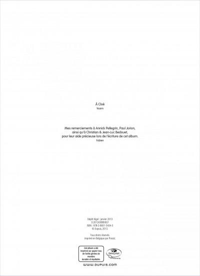 Page 1 Spirou et fantasio tome 53 - dans les griffes de la vipère