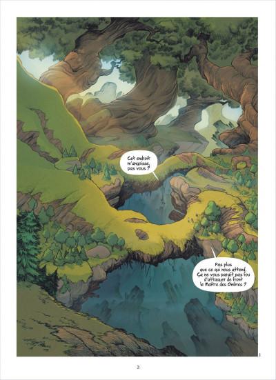 Page 3 les enfants d'ailleurs tome 6 - confrontation