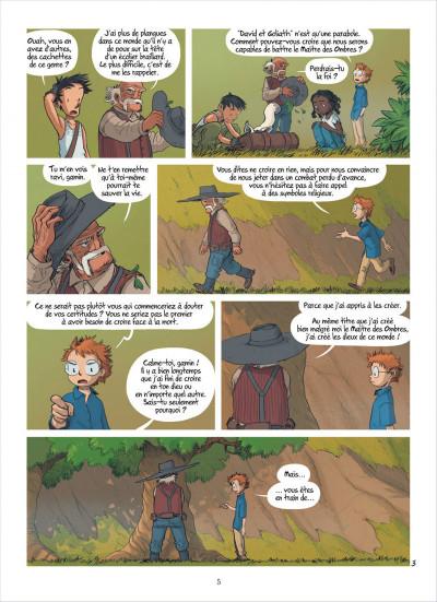 Page 5 les enfants d'ailleurs tome 6 - confrontation