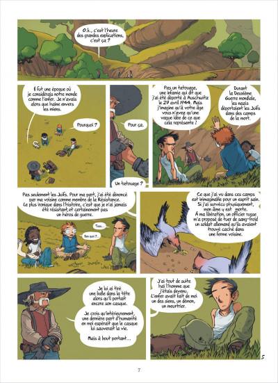Page 7 les enfants d'ailleurs tome 6 - confrontation