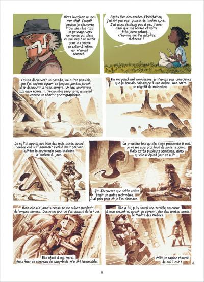 Page 8 les enfants d'ailleurs tome 6 - confrontation