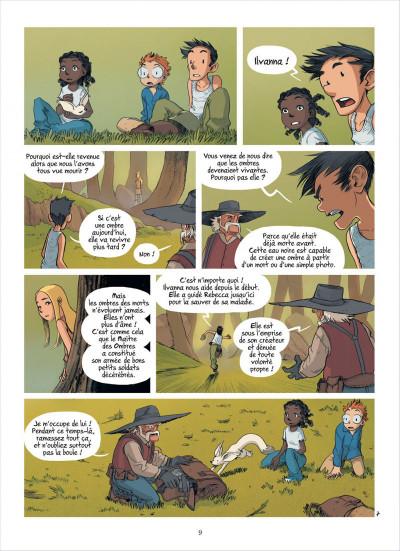 Page 9 les enfants d'ailleurs tome 6 - confrontation