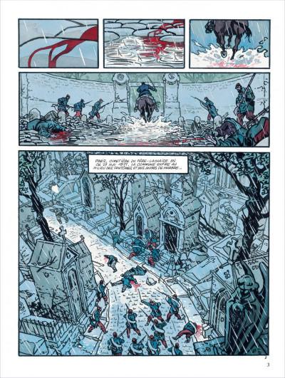 Page 3 secrets ; l'écorché ; intégrale
