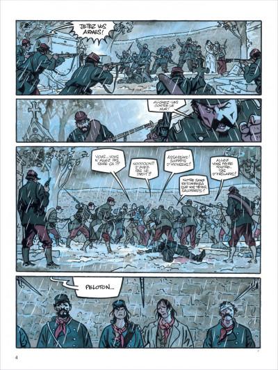 Page 4 secrets ; l'écorché ; intégrale