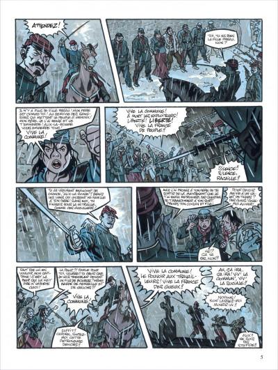 Page 5 secrets ; l'écorché ; intégrale