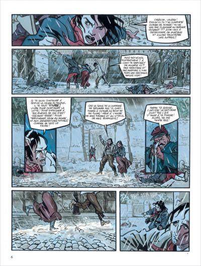 Page 6 secrets ; l'écorché ; intégrale