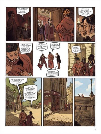 Page 9 secrets ; l'écorché ; intégrale