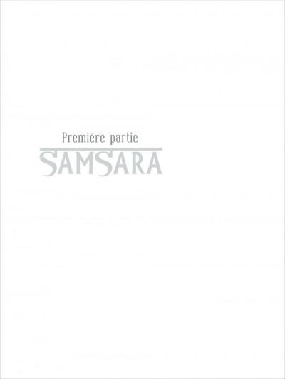 Page 1 secrets ; samsara ; intégrale