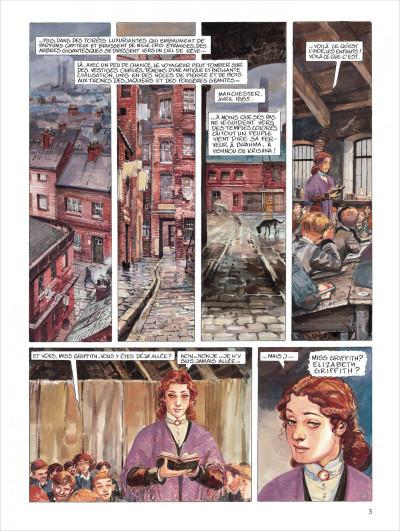 Page 3 secrets ; samsara ; intégrale