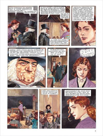 Page 5 secrets ; samsara ; intégrale