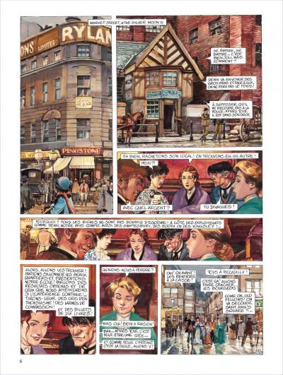 Page 6 secrets ; samsara ; intégrale