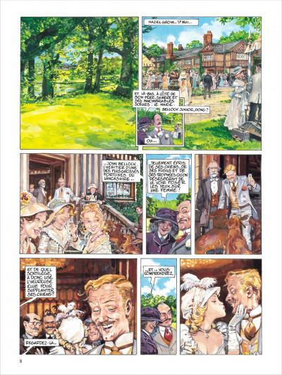 Page 8 secrets ; samsara ; intégrale