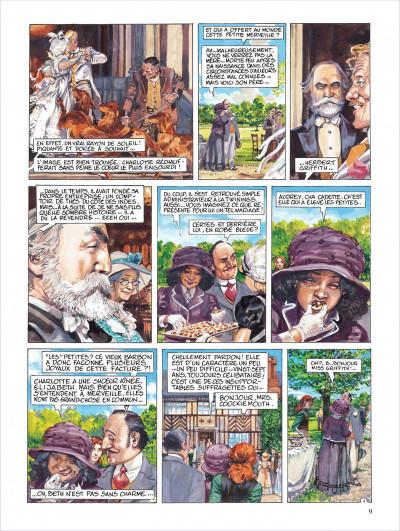 Page 9 secrets ; samsara ; intégrale