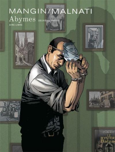 Couverture abymes tome 2 - édition spéciale