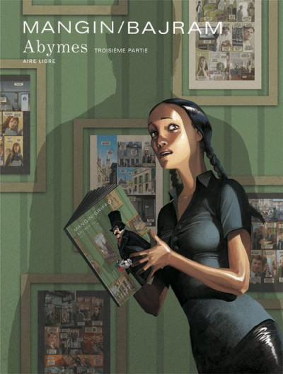 Couverture abymes tome 3