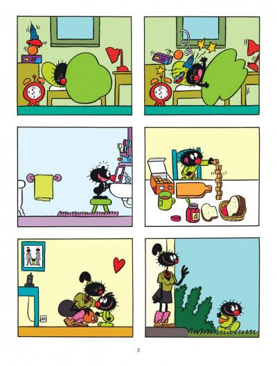 Page 3 Petit Poilu T.12 - la planète Coif'tif