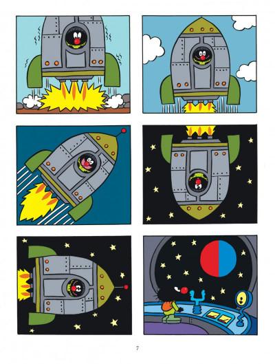 Page 7 Petit Poilu T.12 - la planète Coif'tif