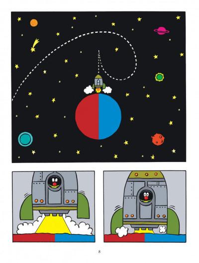 Page 8 Petit Poilu T.12 - la planète Coif'tif