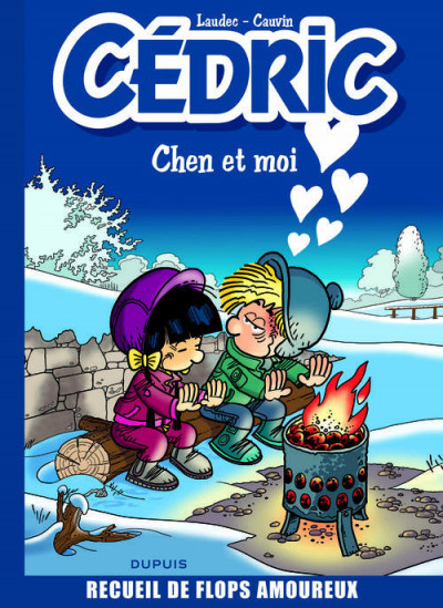 Couverture Cédric - best of tome 5 - Chen et moi