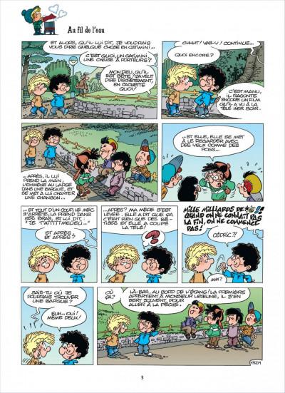 Page 2 Cédric - best of tome 5 - Chen et moi