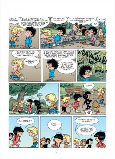 Page 3 Cédric - best of tome 5 - Chen et moi