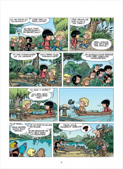 Page 4 Cédric - best of tome 5 - Chen et moi